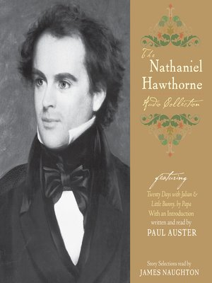 cover image of The Nathaniel Hawthorne Audio Collection